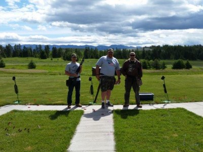 Flathead Valley Clay Target Event 2016