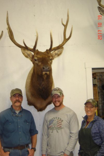 Taxidermists Helping Wounded Vets