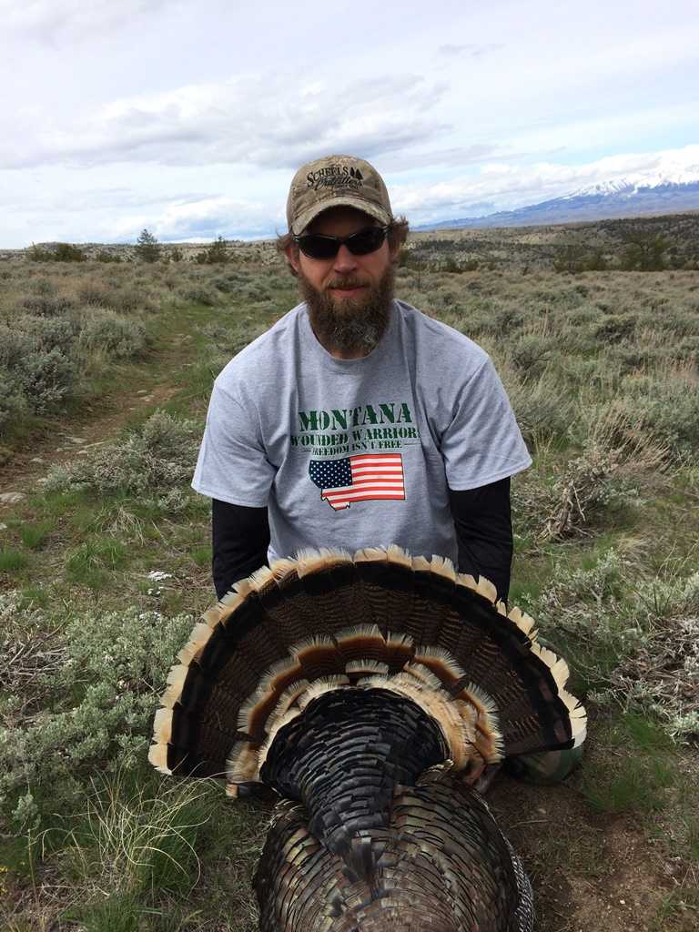 Big Timber Spring Turkey Hunt 2017