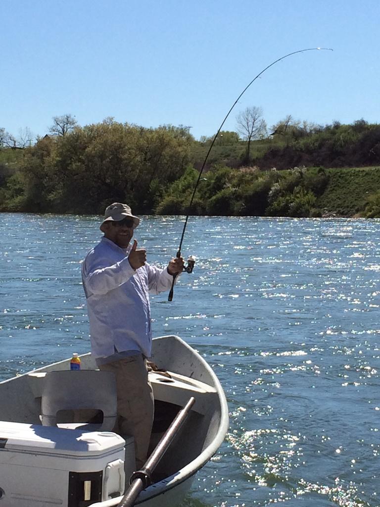 Big Horn Fishing Trip May 2017